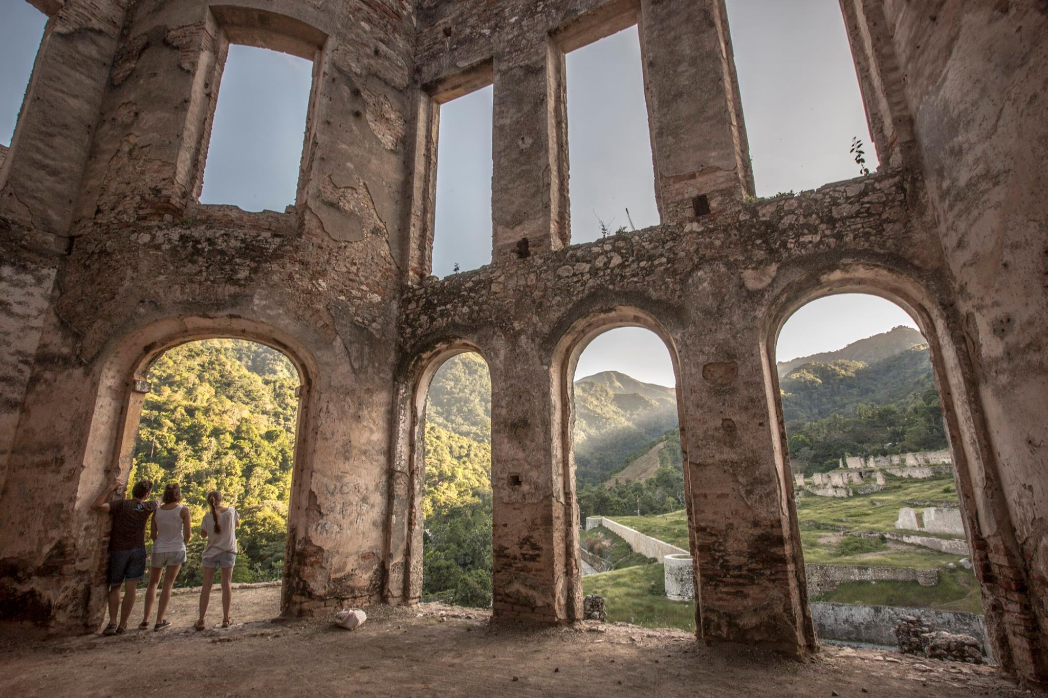 Sans-Souci Palace, Haiti