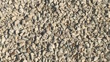 3/4 down gravel