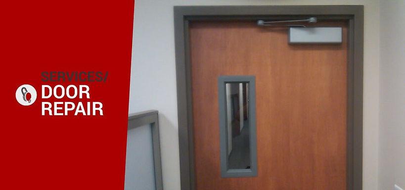 Redecopp Security Door And Frame Repair