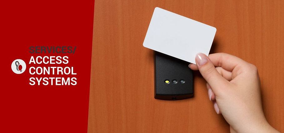 Access Control Systems- Key Cards