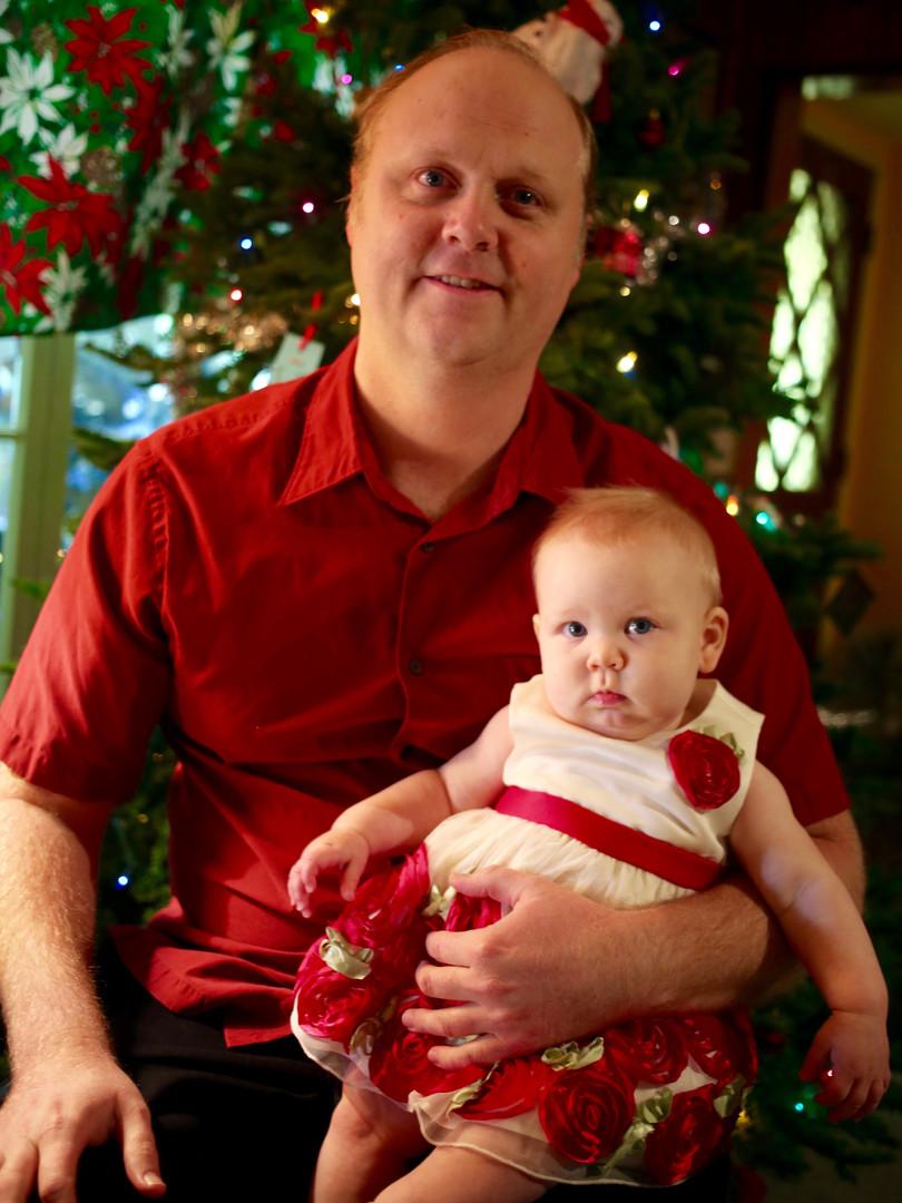 Holiday Portraits (Family Photoshoot)