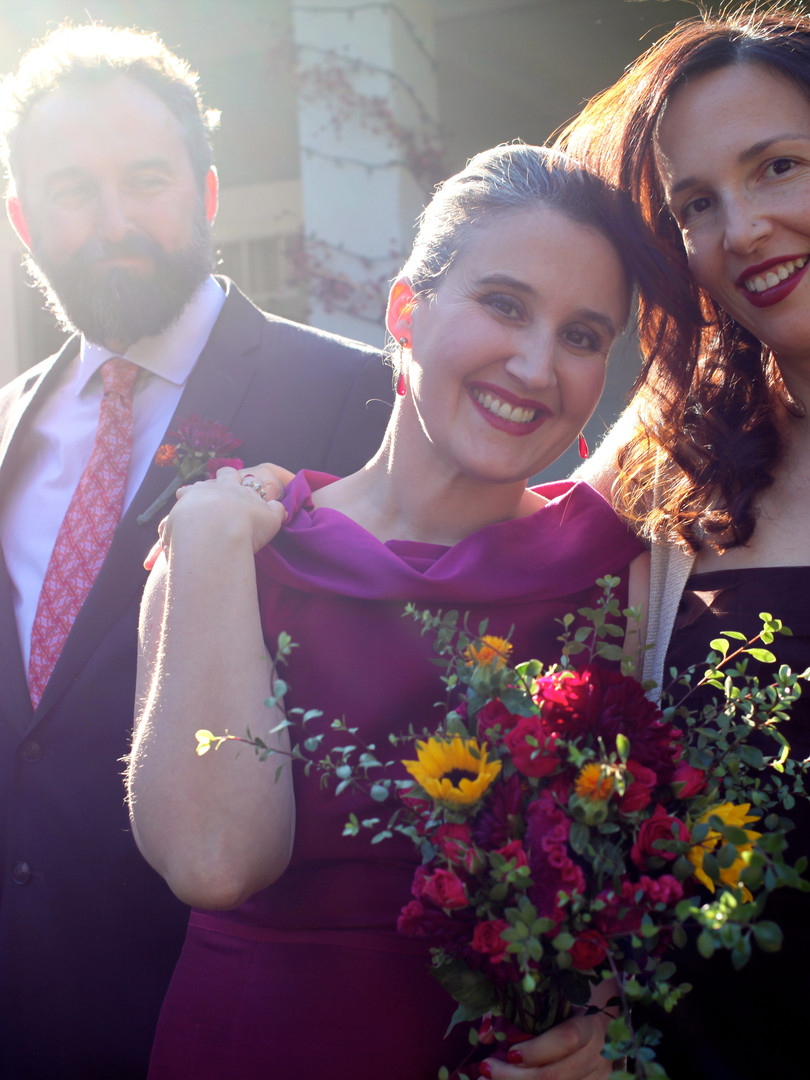 Summer Wedding Reception