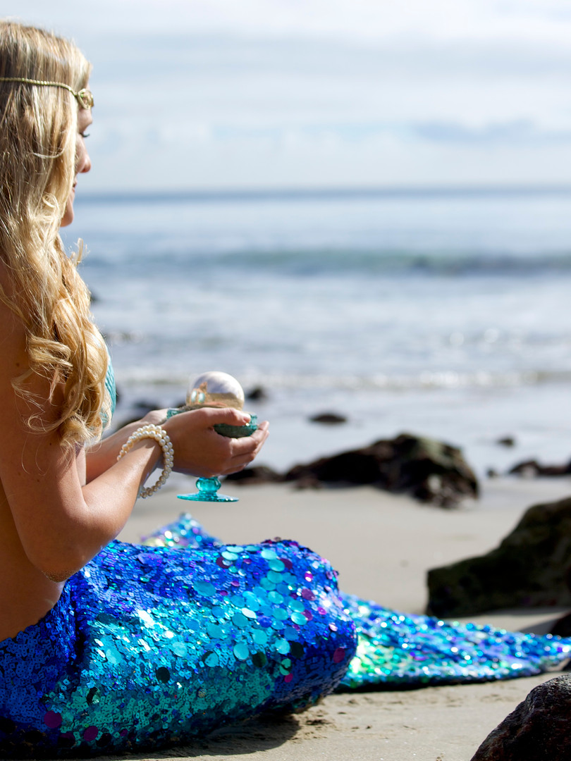 Mermaid Photoshoot
