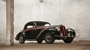 Delahaye 135 M Coupé Sport Chapron 1938