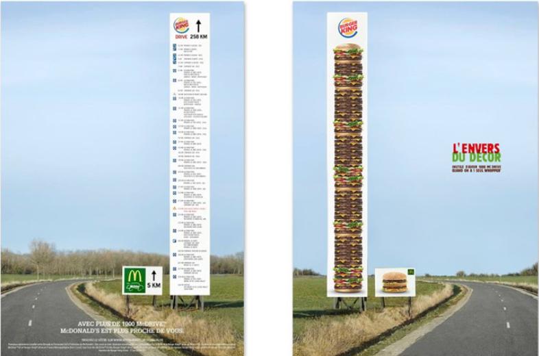 Mc Do vs Burger King