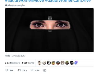 Arabie Saoudite : les femmes au volant sont la nouvelle cible des publicitaires