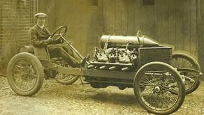 Le premier moteur V8 dans une automobile - 1903