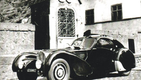 La Bugatti Type 57 SC Atlantic et le mystère de la Noire