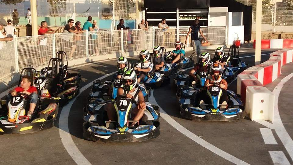 Mostaland karting