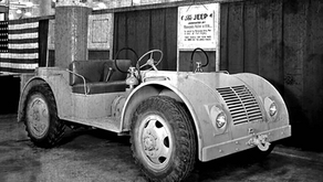 Minneapolis-Moline NTX : une Jeep hors normes - 1943