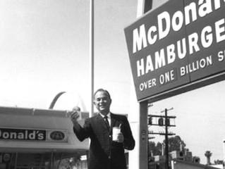 McDonald's ou l'histoire des 2 arches dorées