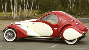 4Stroke Rumen, une drôle de petite voiture bulgare