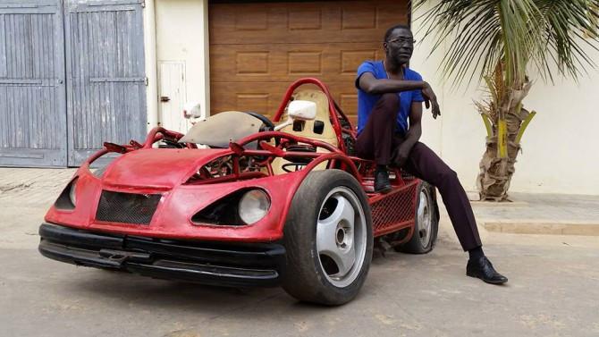 Baïla Ndiaye le papa de la première voiture Sénégalaise |Sindiely
