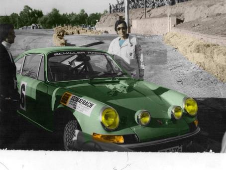 Meguetounif Belkacem : Pilote de course Algérien de la première heure