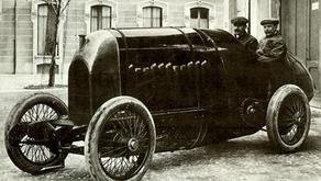 FIAT S76 Record : Le plus gros 4 cylindres de tous les temps