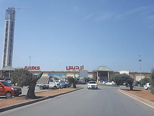 Dossier comparatif des hypermarchés d'Alger 1/2 (cadre de l'enquête et présentation)