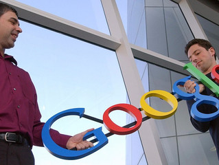 Portrait : Larry Page (Lawrence Edward Page) le co-fondateur de Google