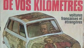 L'Auto-Journal en vente en Algérie en … 1972