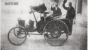 La première automobile à Alger - 1897