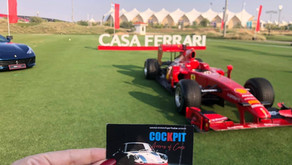 COCKPIT au Abu Dhabi Grand Prix 2019