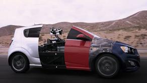La Blackbird: La voiture caméléon