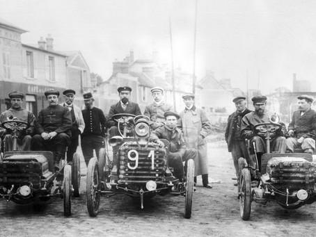 La première grande course automobile au monde: 1894