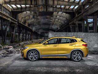 BMW créée une nouvelle niche de marché automobile : S.A.C. (Sport Activity Coupé)
