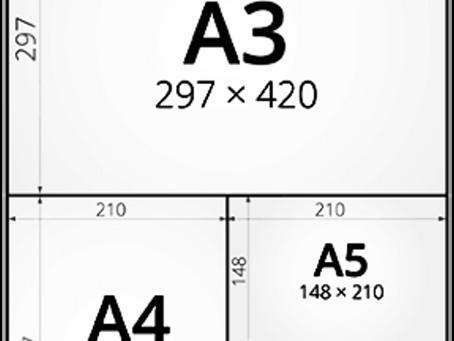 Format d'impression et types de fichier