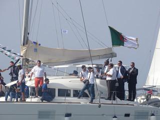 Inauguration de la saison estival par le ministre du tourisme à Sidi Ferruch