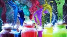 La sémiologie des couleurs en communication visuelle, les couleurs se présentent
