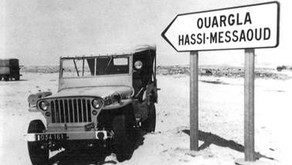 Les Jeep reconstruites en Algérie pendant la Guerre d'Indépendance- 50'