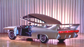 La fabuleuse Chrysler Turboflite Dream Car 1961