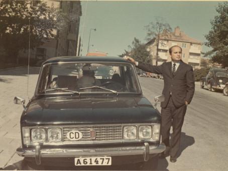 COCKPITdz est en Deuil après le décès de mon père Abdennour DAMARDJI