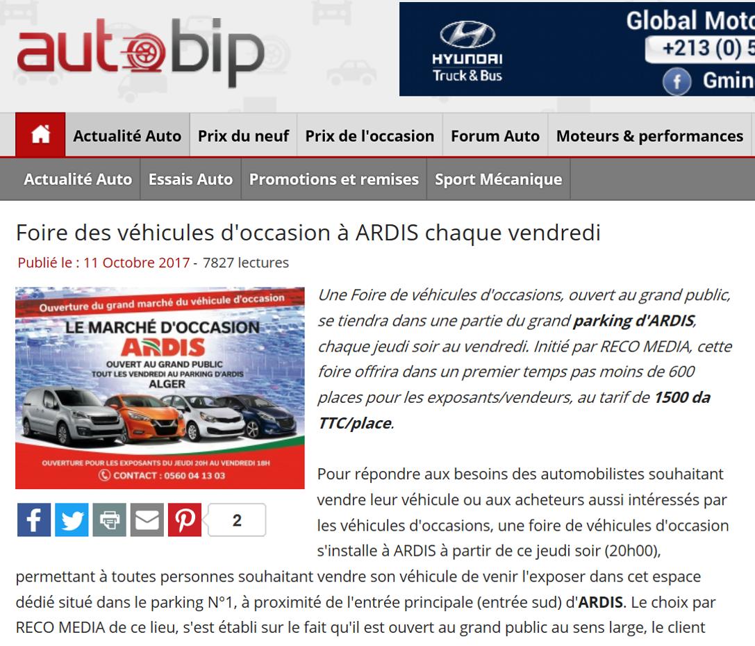 Autobip article