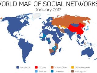 Facebook par les chiffres