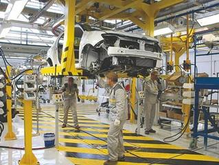 Industrie automobile : une production nationale de 400.000 véhicules d'ici 2020