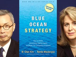 Livre : Stratégie Océan Bleu