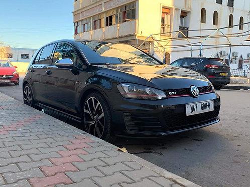 VW GOLF 7 GTI MK7 2017