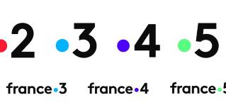 La nouvelle identité visuelle de France télévision, un dessin d'enfant au prix d'un adulte