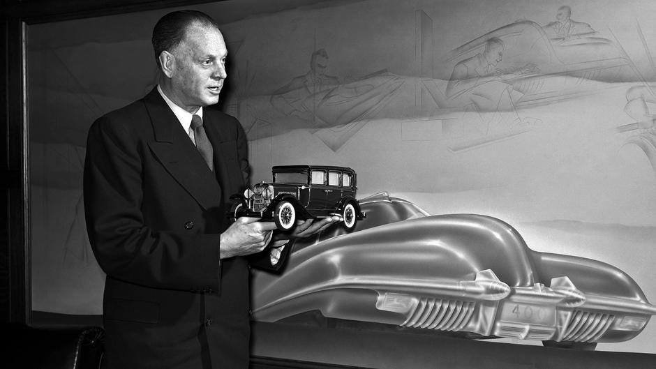 Harley J. Earl : le pionnier du design automobile en Amérique