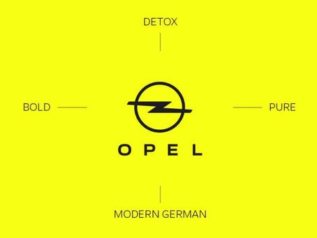 « Opel Next » la nouvelle identité visuelle de Opel