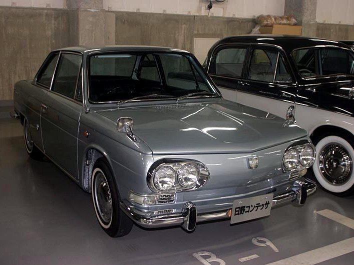 1966 Hino Contessa 1300 Coupe