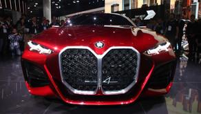 BMW Concept 4 : surprise au salon de Francfort !