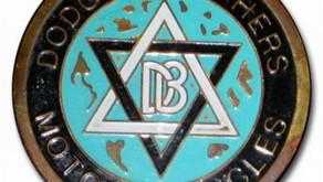 L'Histoire du logo Dodge Brothers, puis celle du logo Dodge