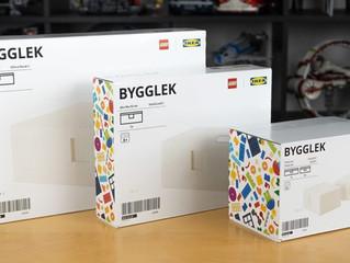 IKEA et LEGO créent des meubles personnalisables avec des petites briques