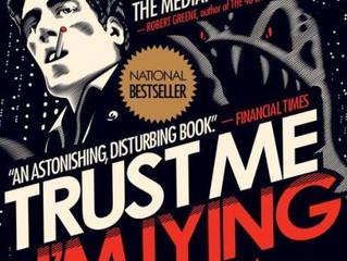 Livre : Trust me i'm lying