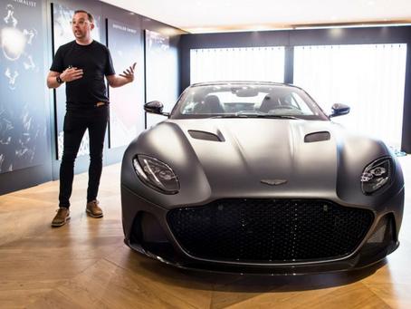 Miles Nürnberger : après Aston Martin, le voici nouveau Directeur du Design DACIA & LADA