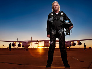 Richard Branson : la folie de la passion