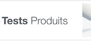 Tests produits consommateurs : à venir