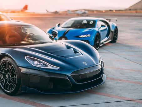 Bugatti passe sous le contrôle du croate Rimac soutenu par Porsche